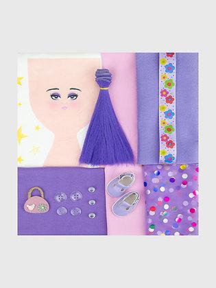 Набор материалов для шитья куклы 3511