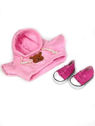 Набор одежды на куклу BJD 07