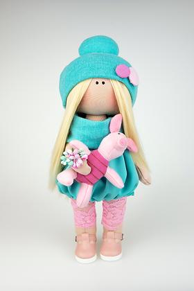 Набор для шитья куклы Полина