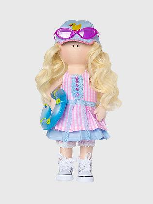 Набор для шитья куклы Диана