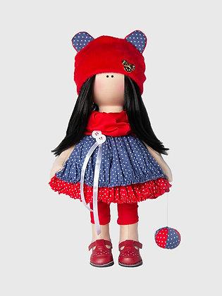 Sewing kit for dolls Nastya