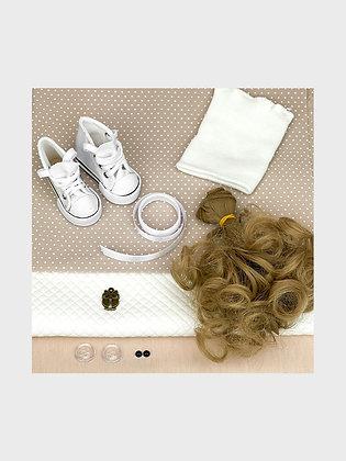 Набор материалов для шитья куклы 3517