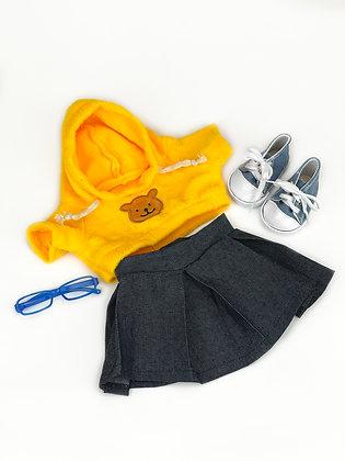 Набор одежды на куклу BJD 08
