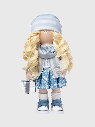 Anna doll sewing kit