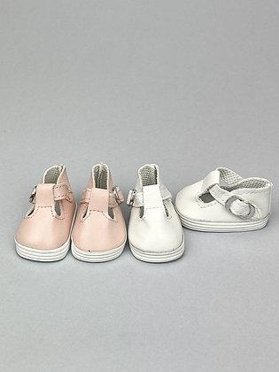 Туфли для куклы Паола Рейн, набор 2 пары 5 см