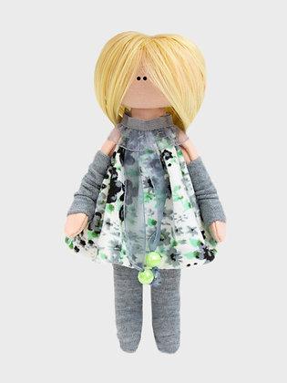 Набор для шитья куклы Pugovka Doll Юля