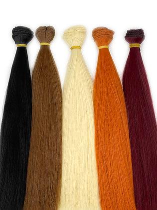 Волосы-трессы для кукол локон, набор 5 шт