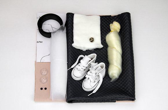 Набор материалов для шитья куклы 3505