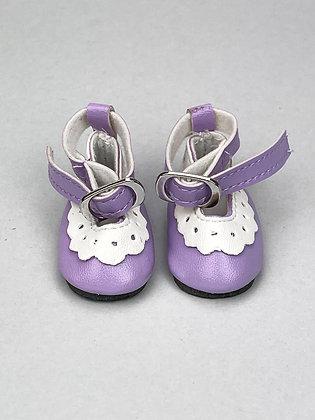 """Туфли для кукол """"Ромашка"""" 4,5 см"""