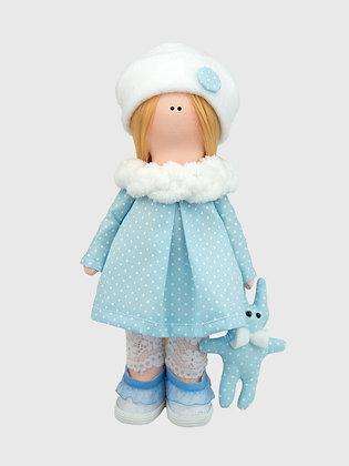 Набор для шитья куклы Эльза