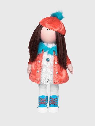 Набор для шитья куклы Дина