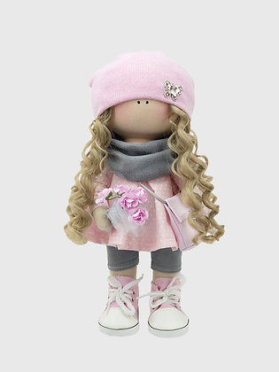 Набор для шитья куклы Молли