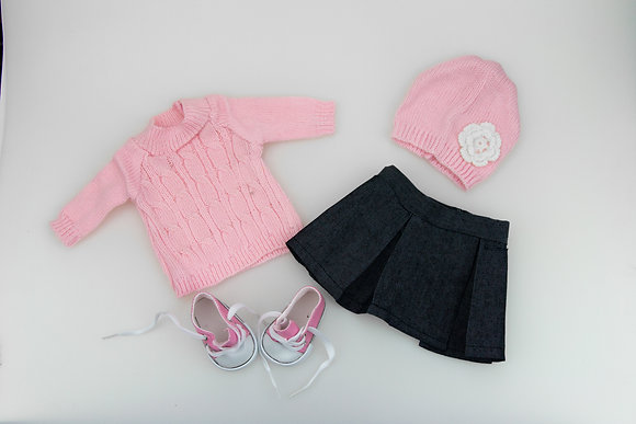 Набор одежда для кукол BJD.