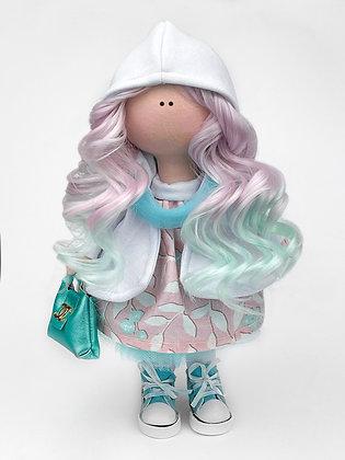 Набор для шитья куклы Вика