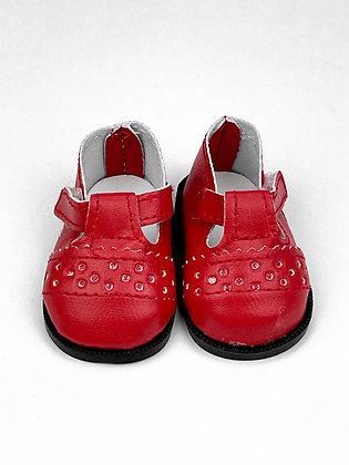Туфли для кукол 6,5 см