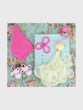 Набор материалов для шитья куклы 2506
