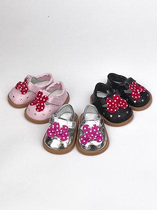Туфли для кукол 7,5 см