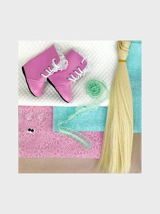 Набор материалов для шитья куклы 3514