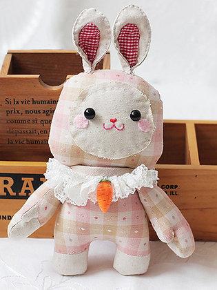 Набор для шитья игрушки зайка
