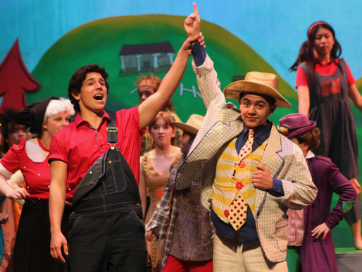Spring play lights up stage with energy, satire