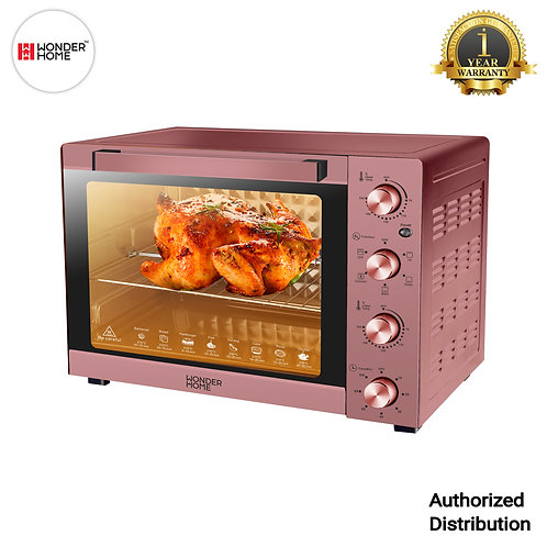 WH-O-55C Wonder Home Classic Electric Oven 55 Liter 2200W