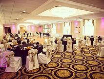 Ballroom decor at Skylands