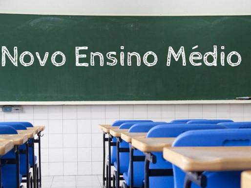 Enem alinhado com novo ensino médio será aplicado a partir de 2024