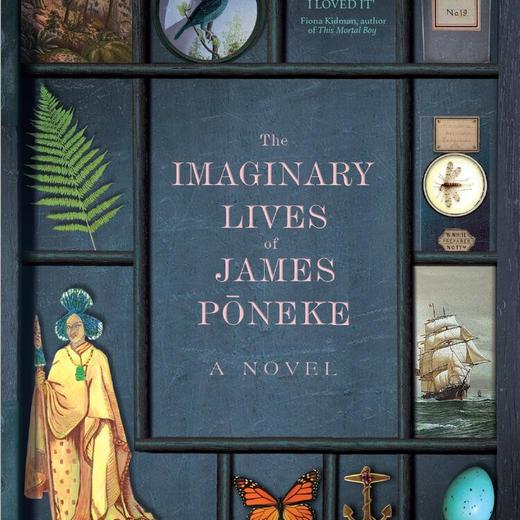 The Imaginary Lives of James Pōneke Rea