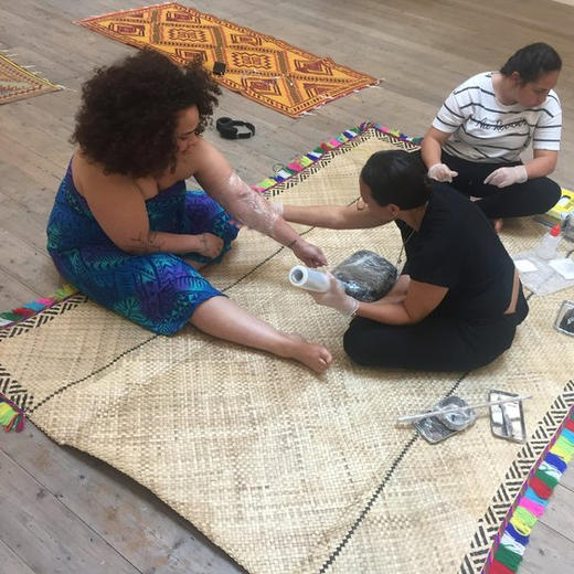 Melanesian Marks- Revival through Practi
