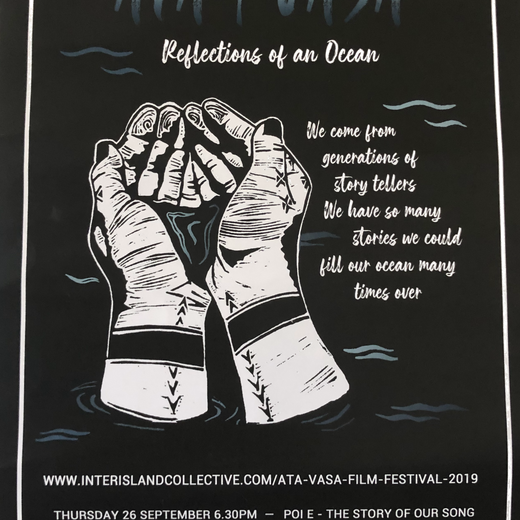 ATA   VĀSA Reflections of an Ocean Film Festival