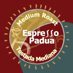 """Padua"" Espresso (Medium Roast)"