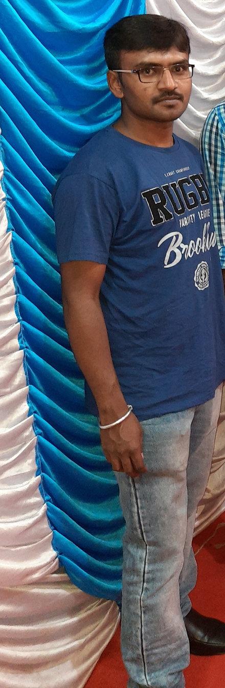 Bharath T A
