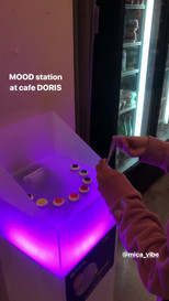 Mood Station Featured in Instagram