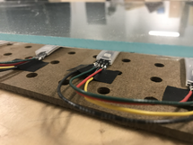 Motion Station with Plexiglass Detail