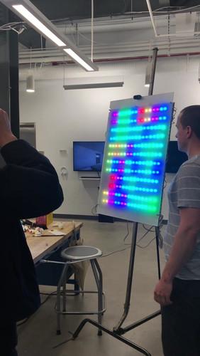 Motion Station Testing