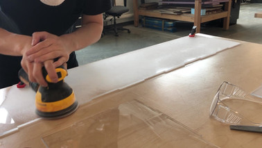 Sound Station Sanding by Cheng