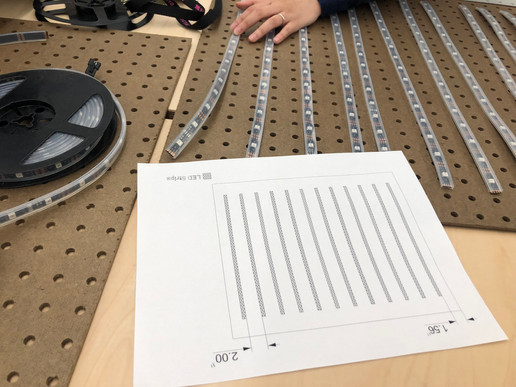 Motion Station Wiring Plan