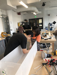 Motion Station Assembling by Cheng and Heerim