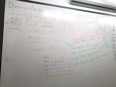 Brainstorming Session - Design Hackathon