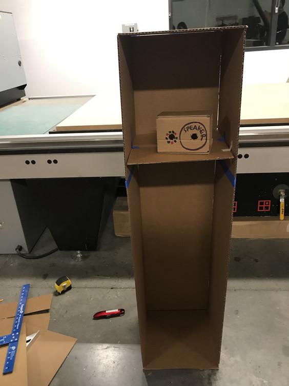 Sound Station Prototype