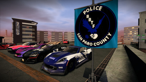 APB - Friday nights weekly street racing events