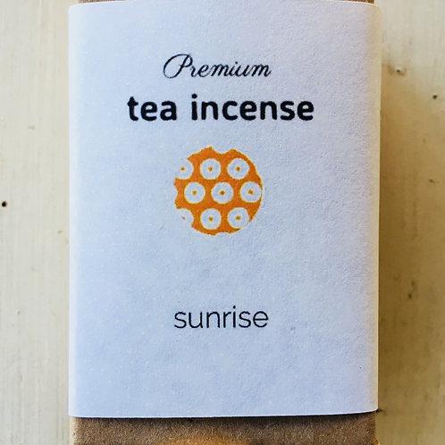 Handmade Tea Incense / Sandalwood