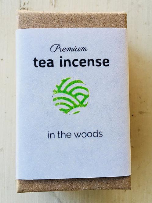 Handmade Tea Incense / Lemongrass