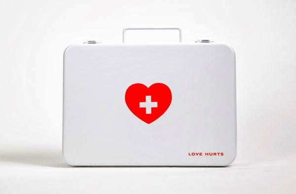Kit de emergencias para patinadores.