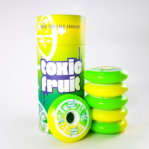 TOXIC FRUIT 80/76mm 85A