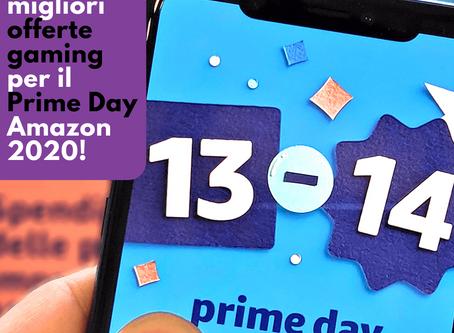 È arrivato il Prime Day Amazon: Scopri con noi le offerte migliori nel mondo del gaming!