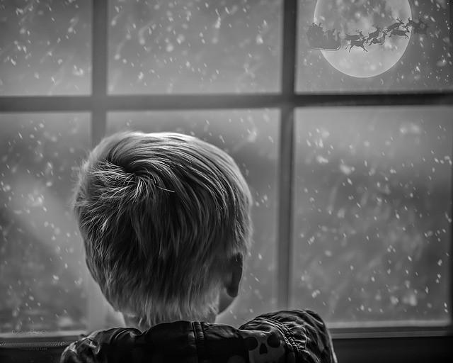 ילד בודד