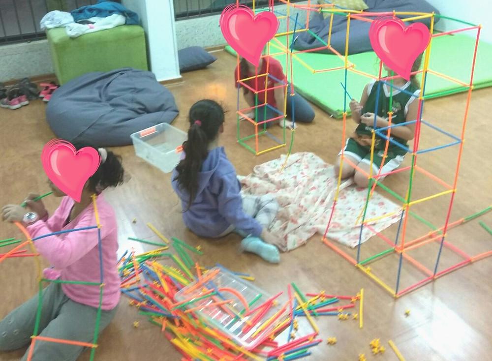 קבוצה למיומנויות חברתיות לילדים