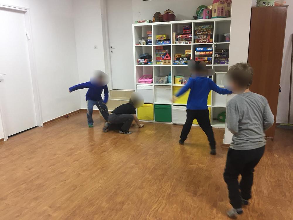 קושי בויסות רגשי אצל ילדים