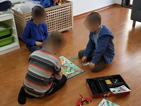 שיפור מיומנויות חברתיות ורגשיות באמצעות משחקי קופסא